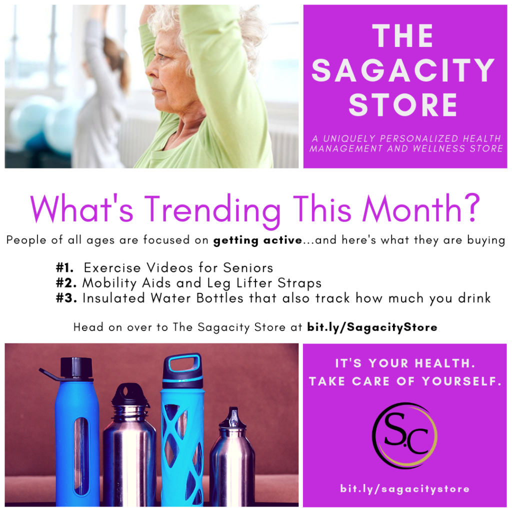 Products Geared to Caregivers