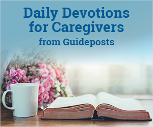 Daily Devotion for Caregivers 300x250